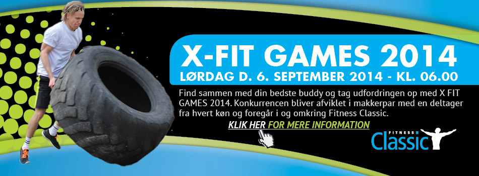 X-fit games 2014